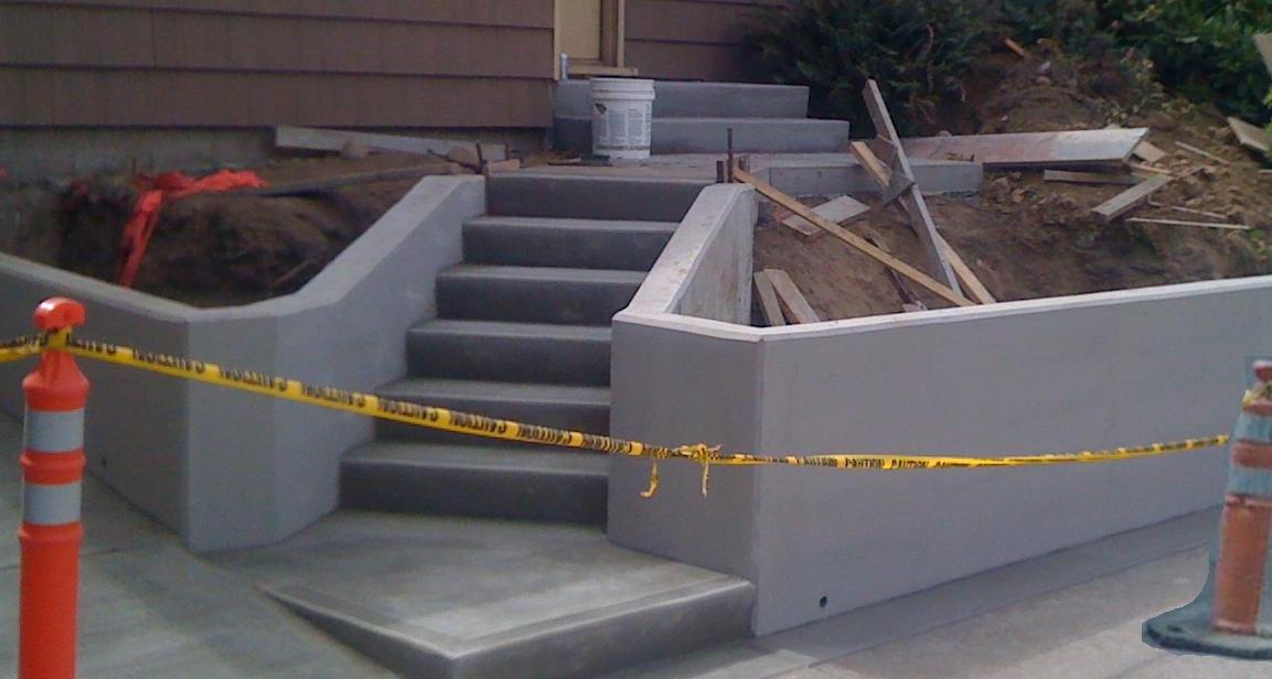 Poured Concrete Retaining Walls Retaining Wall Companies
